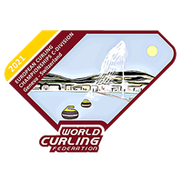 2021 European Curling Championships - C-Division Logo