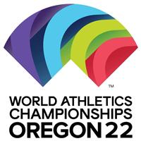 2022 World Athletics Championships Logo