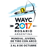 2017 World Archery Youth Championships Logo