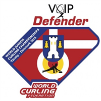 2016 World Junior Curling Championships Logo