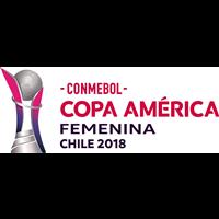 2018 Copa America Femenina Logo
