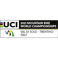 2021 UCI Mountain Bike World Championships Logo
