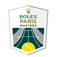 2017 ATP Tennis World Tour Paris Masters Logo