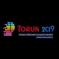 2019 Fencing Cadet And Junior World Championships Logo