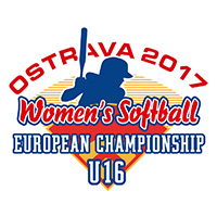 2017 European Softball Cadet Girls Championship Logo