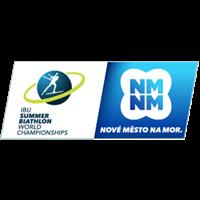 2021 Summer Biathlon World Championships Logo
