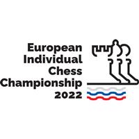 2022 European Individual Chess Championship Logo