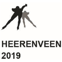 2019 World Sprint Speed Skating Championships Logo