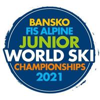 2021 FIS Junior World Alpine Skiing Championships - Men Logo
