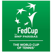 2015 Fed Cup World Group Final Logo