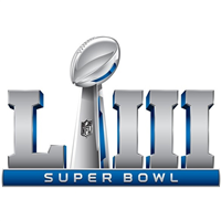 2019 Super Bowl LIII Logo