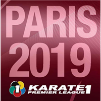 2019 Karate 1 Premier League Logo