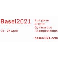 2021 European Artistic Gymnastics Championships Logo