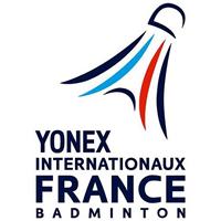2019 BWF Badminton World Tour French Open Logo