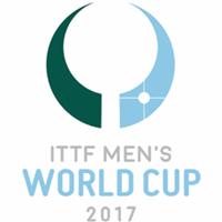 2017 Table Tennis World Cup Men Logo