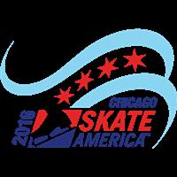 2016 ISU Grand Prix of Figure Skating Skate America Logo