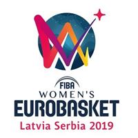 2019 FIBA EuroBasket Women Logo