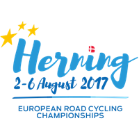 2017 European Road Cycling Championships Logo