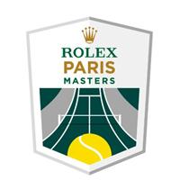 2020 Tennis ATP Tour - Rolex Paris Masters Logo