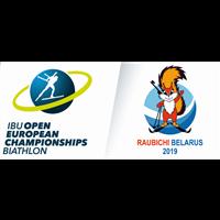 2019 Biathlon European Championships Logo