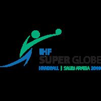 2019 Handball Super Globe Logo