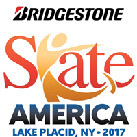 2017 ISU Grand Prix of Figure Skating Skate America Logo