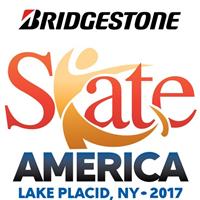 2017 ISU Grand Prix of Figure Skating Skate America Logo