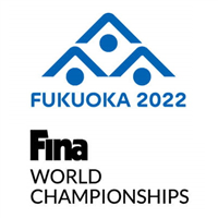 2021 World Aquatics Championships Logo