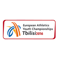 2016 European Athletics Youth Championships Logo