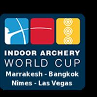 2017 Archery Indoor World Cup Logo