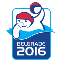 2016 European Water Polo Championship Logo