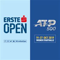 2019 Tennis ATP Tour Erste Bank Open 500 Logo