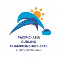 2015 Pacific-Asia Curling Championships Logo
