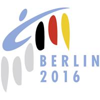 2016 World All-Round Speed Skating Championships Logo