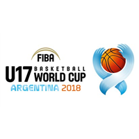 2018 FIBA U17 World Basketball Championship Logo