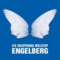 2021 Ski Jumping World Cup - Men Logo