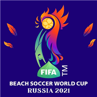 2021 FIFA Beach Soccer World Cup Logo