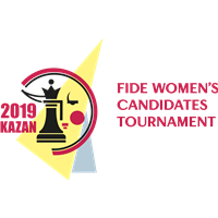 2019 World Women Chess Championship Candidates Tournament Logo