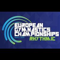 2019 Rhythmic Gymnastics European Championships Logo