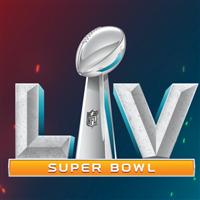 2021 Super Bowl - LV Logo