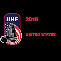 2018 Ice Hockey U20 World Championship Logo