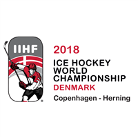 2018 Ice Hockey World Championship Logo