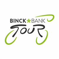 2019 UCI Cycling World Tour BinckBank Tour Logo