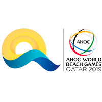 2019 World Beach Games Logo