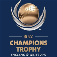 2017 ICC Cricket World Twenty20 Champions Trophy Logo