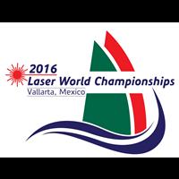 2016 Laser World Championships Logo