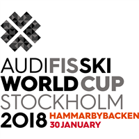2018 FIS Alpine Skiing World Cup Women Logo