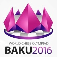 2016 World Chess Olympiad Logo