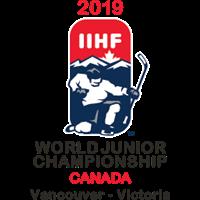 2019 Ice Hockey U20 World Championship Logo