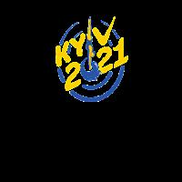 2021 FINA World Junior Diving Championships Logo